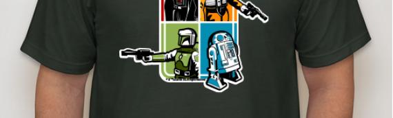 Rancho Obi-Wan : Des tee-shirts pour une levée de fonds