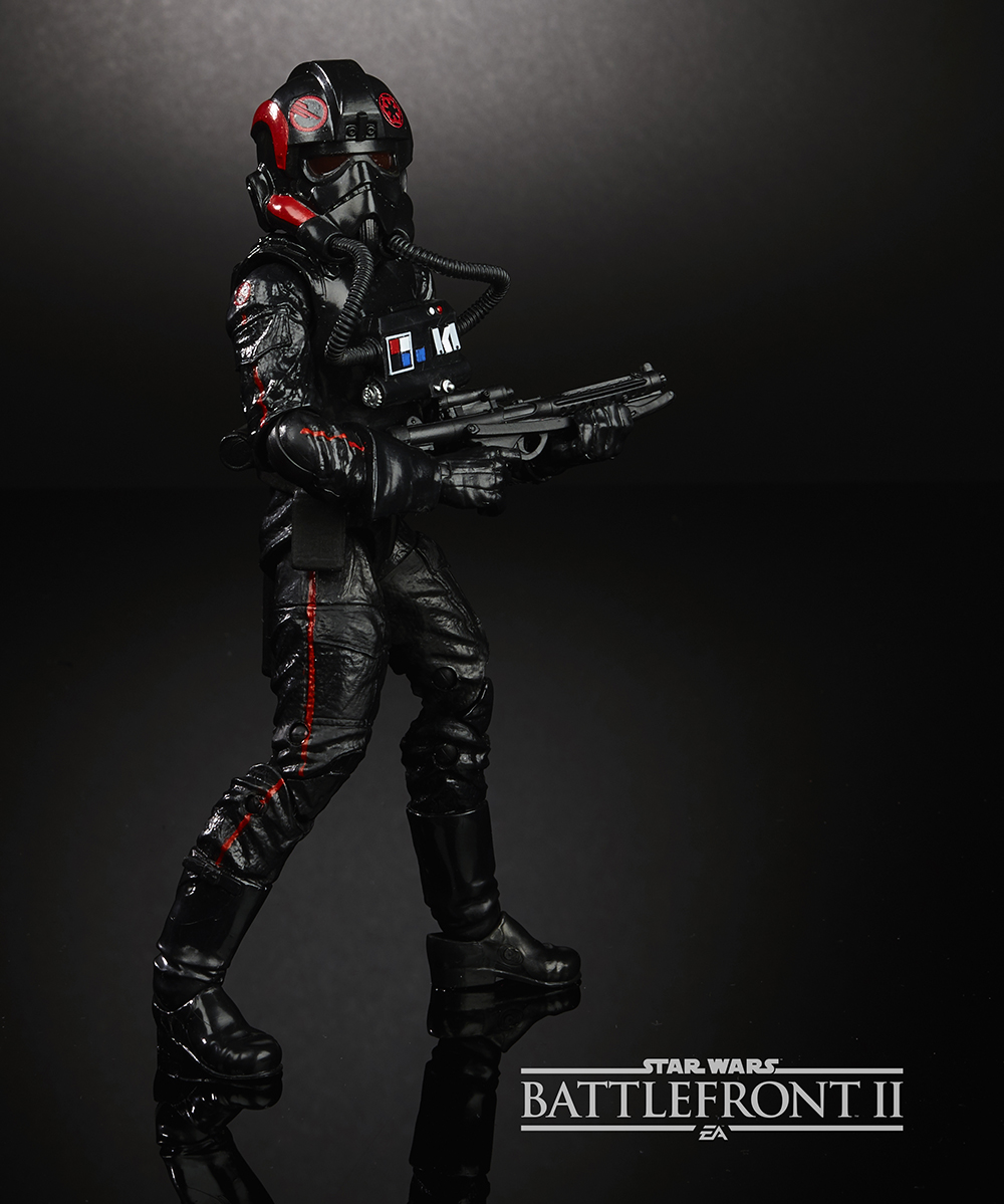 Star Wars The black Series Inferno Squad