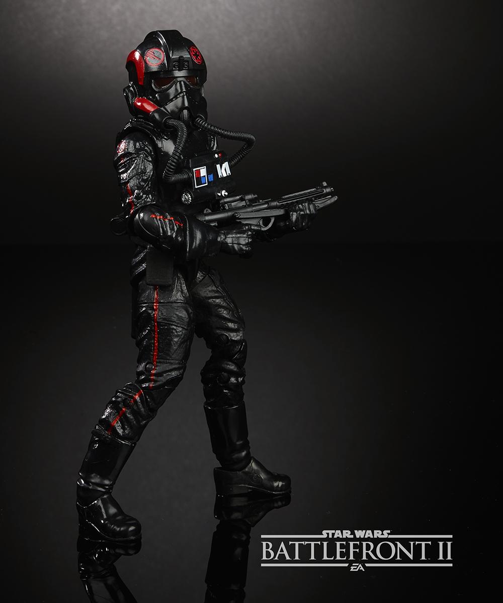 Star Wars The black Series Inferno Squad