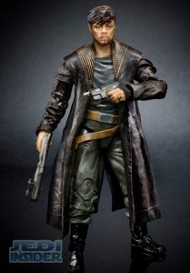 hasbro The bLack Serie 6inch NYCC