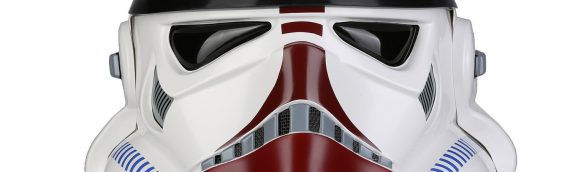 Anovos : Incinerator Stormtrooper Helmet en stock