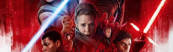 Star Wars : The Last Jedi – L'affiche dévoilée