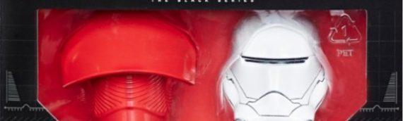 Hasbro – Star Wars The Last Jedi Titanium Helmet