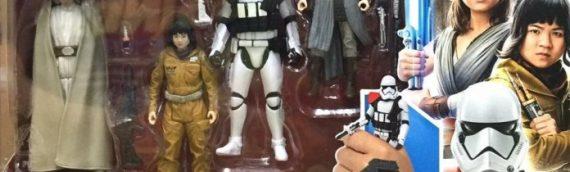 Hasbro – The Last Jedi 4-pack exclusive