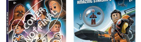 LEGO – Deux nouveaux livres Star Wars