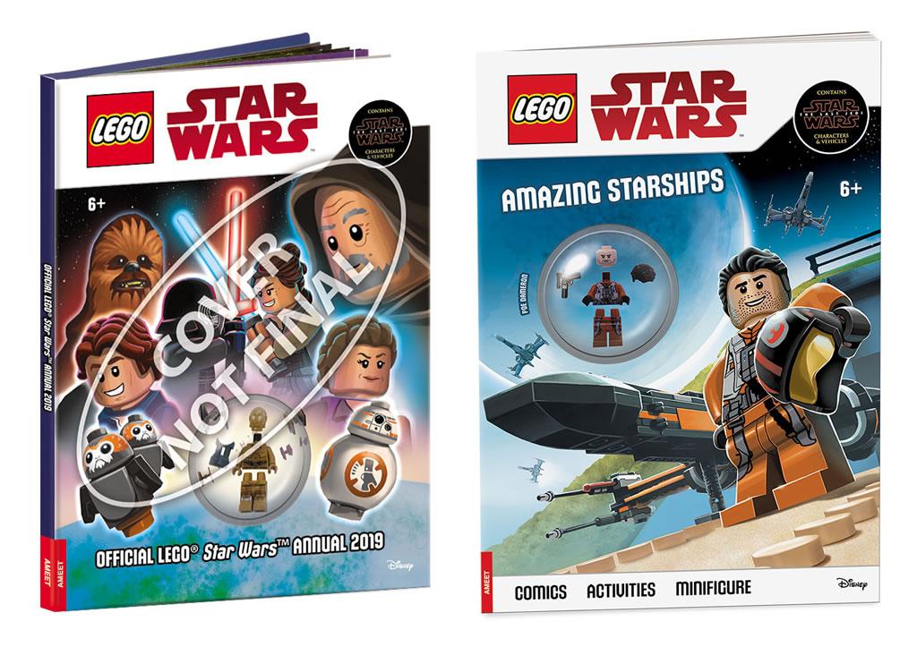 LEGO Star Wars Livres