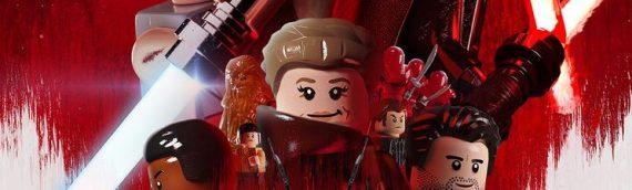Star Wars The Last Jedi – L'affiche en LEGO