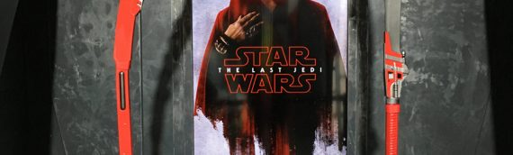 New York Comic Con 2017 – Lucasfilm dévoile les Props de The Last Jedi