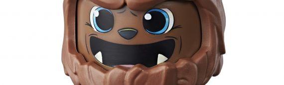 Hasbro – Mighty Muggs Chewbacca