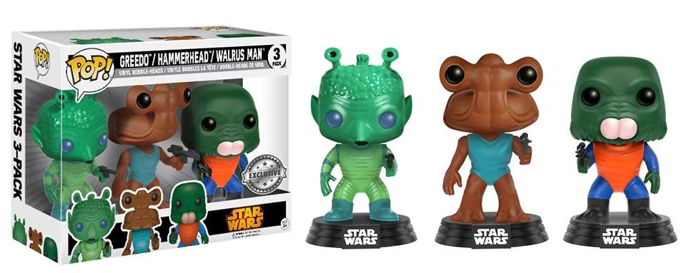 Funko POP Exclu Paris Comic Con