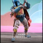 Star Wars Hot Toys Boba Fett Animation Version