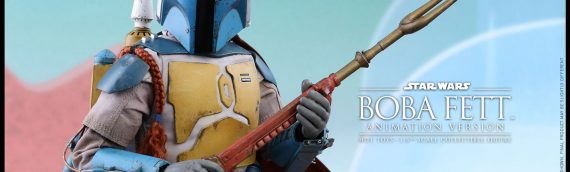 Sideshow Collectibles – Boba Fett Animated Sixth Scale Figure en vidéo