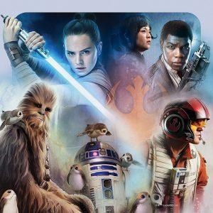 Star Wars The Last Jedi Promo art