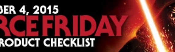FORCE FRIDAY – L'unboxing a commencé