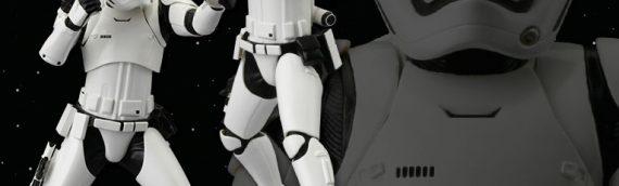 Kotobukiya : First Order Stormtrooper ARTFX+ 2-Pack