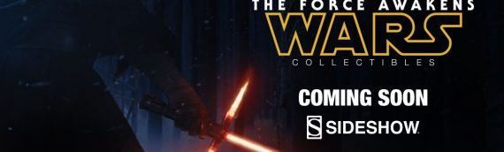 Sideshow Collectibles – Star Wars The Force Awakens