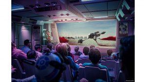 Star Tours Crait The Last Jedi