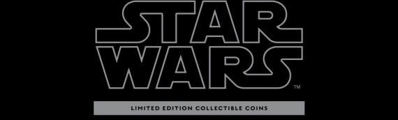 New Zealand Mint : Nouvelle collection de pièces de monnaie Star Wars