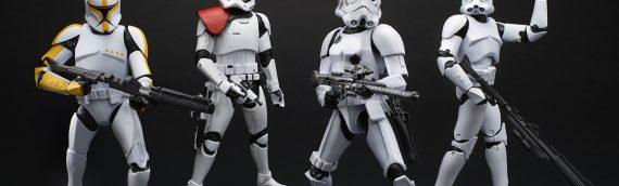 HASBRO – Exclusive 4-Pack Trooper 6inch