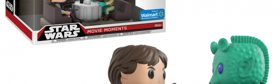 Funko POP Star Wars Moie Moments