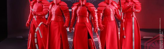 Hot Toys – Praetorian Guards Sixth Scale Figure en précommande