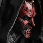 Xm Studio Darth Maul Star Wars Premium Collectibles