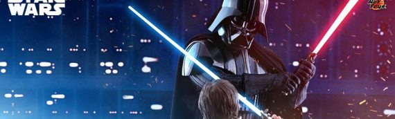 Hot Toys – Darth Vader Empire Strikes Back Sixth Scale Figure