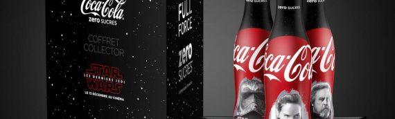 Star Wars Coca Cola : un nouveau coffret collector
