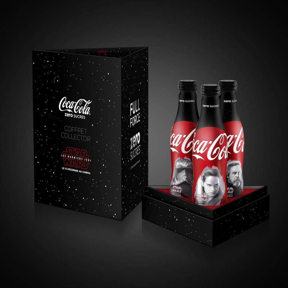 Star Wars Coca-Cola Coffret collector