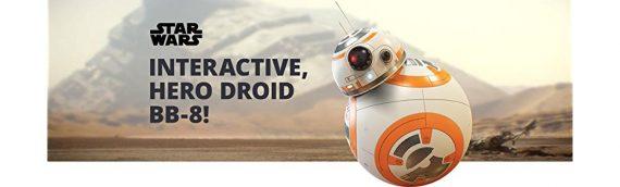 Spin Master : BB-8 Interactive en promo sur Amazon