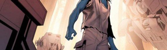 Marvel – Un aperçu du Comics Thrawn