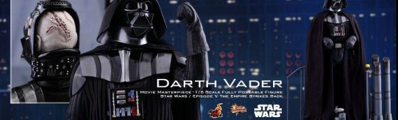Hot Toys – Darth Vader ESB Sixth Scale Figure