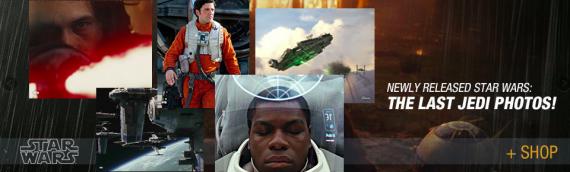 Star Wars Authentics – Les photos The Last Jedi
