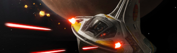 Fantasy Flight Games – Le Phantom II dans X-Wing Miniatures