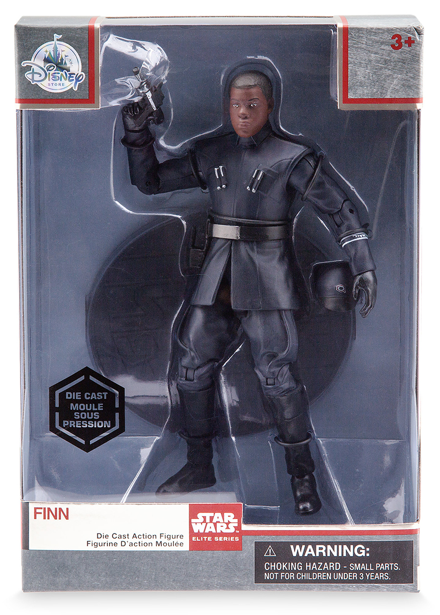 Disney Store Finn First Order Elite Serie
