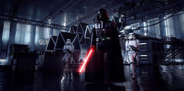 EA Star Wars Battlefront II Dark Vador Hero