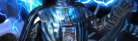 Gentle Giant – Darth Vader Emperor's Wrath Mini Buste