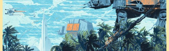 Artworks – Rogue One by Kilian Eng