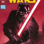 Panini Comics Star Wars 4 Darth Vader
