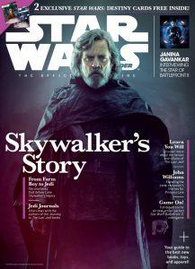 Star Wars Insider 177 The Last Jedi