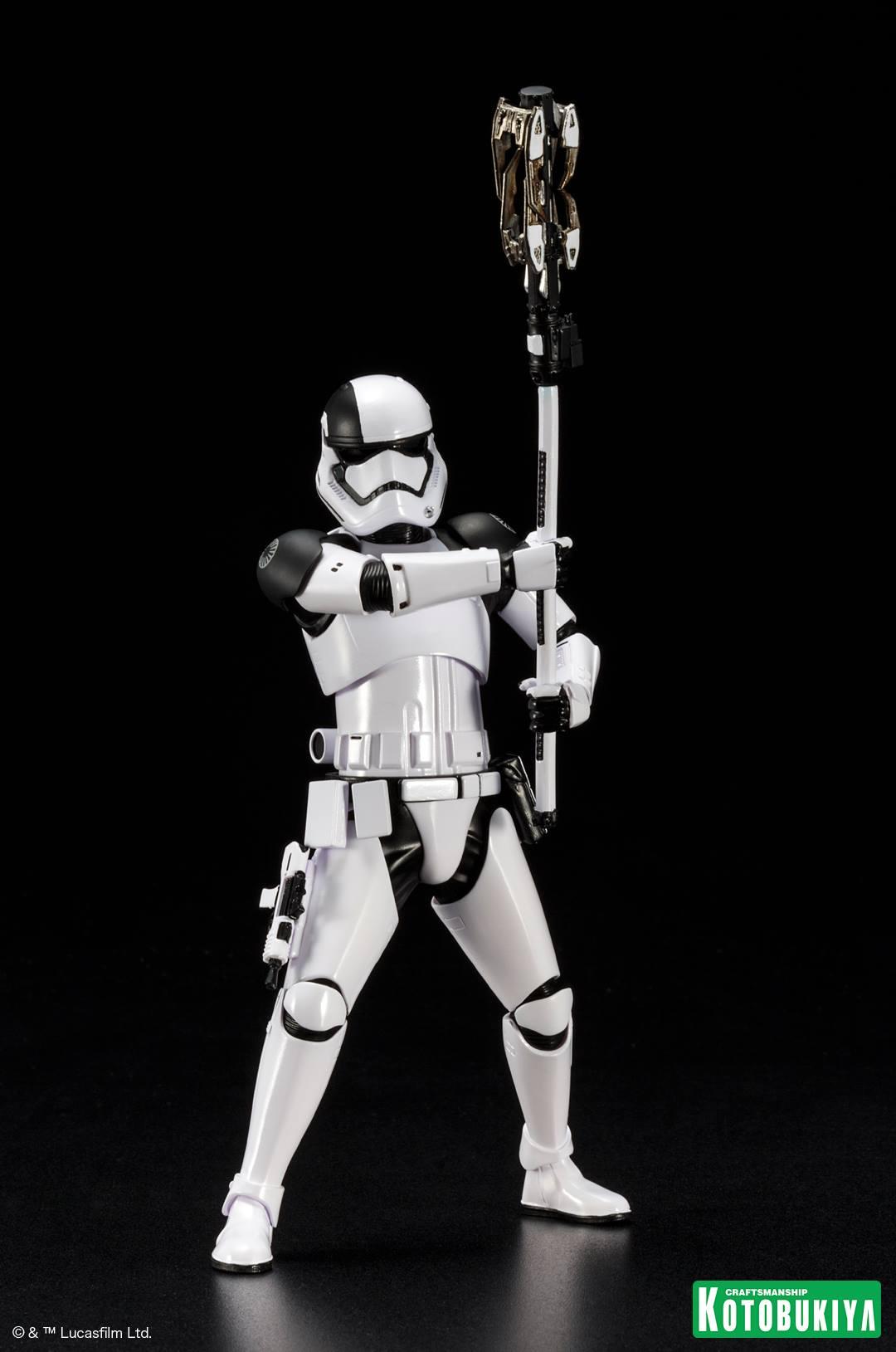 First Order Stormtrooper Executioner ARTFX+