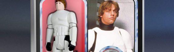 Gentle Giant – Luke Skywalker in Stormtrooper Disguise POTF Jumbo Figure