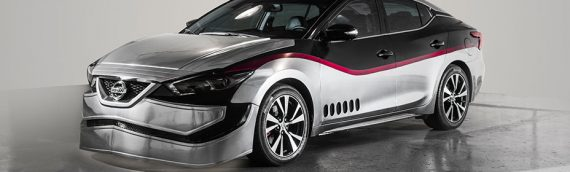 Nissan Maxima : sous les traits de Phasma