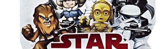 Hasbro – Star Wars Micro Force