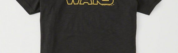 Abercrombie & Fitch – Star Wars Apparel