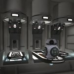 Droid repair Bay ilm xlab