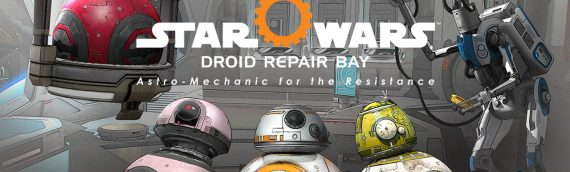 ILM xLAB : expérience VR Droid Repair Bay