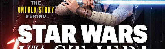 Entertainment Weekly : quatre couvertures spéciales The Last Jedi
