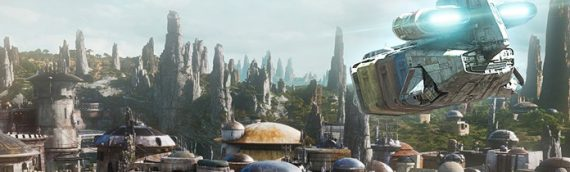 OFFICIEL – Le parc Star Wars Galaxy Edge ouvrira à l'été 2019
