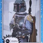 Star Wars Authentics Topps Poster Celebration